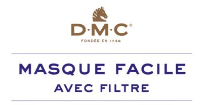 Tutoriel : masque à pli de DMC
