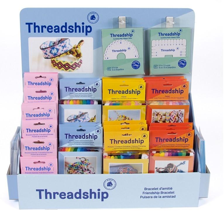 présentoir bracelets d'amitié threadship